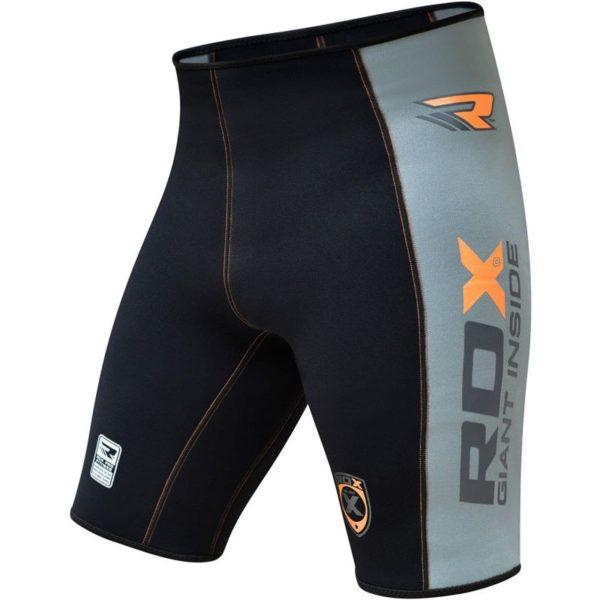 Kompresné termo šortky RDX